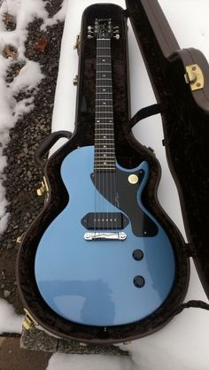 Beautiful Les Paul Jr.