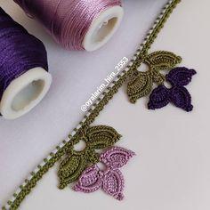 Crochet Lace Edging, Women Lingerie, Lana, Tassels, Pendant Necklace, Jewelry, Design, Crochet Hammock, Crochet Leaves