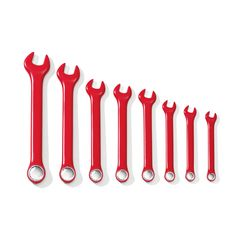 Combination wrench set FAVORIT - Design by