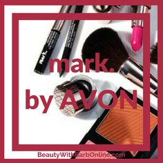 mark is a trendy, premium line of makeup, fashion, bath & body and hair care by Avon.  To buy mark by Avon online go to http://barbieb.avonrepresentative.com