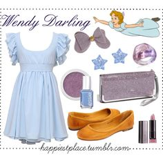 Wendy Darling - Polyvore