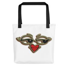 Items similar to Tote bag Comic Funny Bird Sparrow Lady Woman Miss Face Heart Red Lip Eyes Rouge Lipstick Shadow Gold Frame Eyelash Body Train on Etsy Body Training, Funny Birds, Funny Comics, Red Lips, Reusable Tote Bags, Eyes, Lipstick, Trending Outfits, Lady