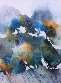 Välkommen till konstnär Ylva Molitor-Gärdsell på Österlen - akvareller, akvarellkurser & utställningar (Konstrundan 2018)