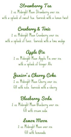 """Midnight Moonshine """"Junior's Cherry Coke"""". What is Midnight Moon & where do I find it?!?!"""