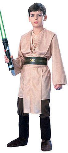 child deluxe qui gon jinn costume
