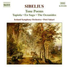 Sibelius: Tone Poems - Naxos CD. £5.92