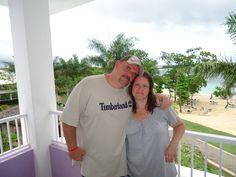 Me & Scott Jamaica