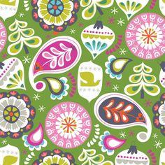 Christmas Fabric Treelicious Maude Asbury Blend