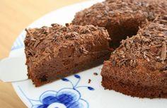 Gateau Marcel Chocolate Cake