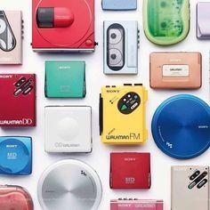 Sony Walkmans!