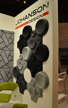 sound absorbent felt wall panels