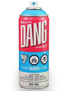 DANG Prime 400ml Graffiti Supplies, Graffiti Spray Paint, Orange Sorbet, Air Force Blue, Spray Painting, Black And White, Discount Coupons, Free Stickers, Markers