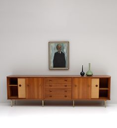 William Watting; Sideboard for Fristho, 1950s.