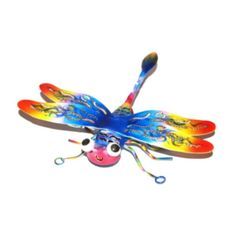 Go ahead and give this a look 🙂 Airbrushed Wall #Dragonfly from Bali http://inyourworld.co.uk/products/airbrushed-wall-dragonfly?utm_campaign=crowdfire&utm_content=crowdfire&utm_medium=social&utm_source=pinterest #greatgiftideas #ethicallyproduced