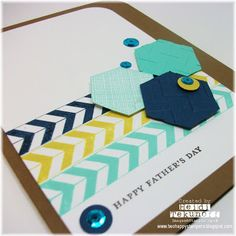 Tape it & six sided sampler with chevron- SU!