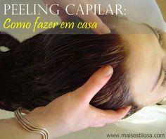 Aprenda como fazer um peeling capilar caseiro com maracujá para ter o couro cabeludo limpo e saudável. Ajudando o cabelo a ficar mais forte e crescer mais rápido.