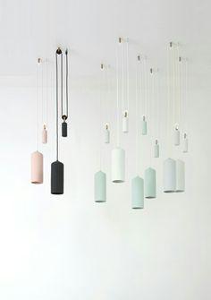 Prachtig, deze Porcelain lampen van Studio WM. Nog wel even sparen...