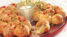 Kids Christmas Appetizers | The Party Bluprints Blog ®