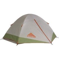 Kelty Zenith 2 Tent White  Green *** Click image to review more details.