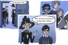 """This Comic Artist Draws Amazing """"Harry Potter"""" Scenes That Didn't Make The Movie Best Books List, Book Lists, Good Books, Best Biographies, Harry Potter Comics, A Comics, Comic Artist, Drawings, How To Make"""