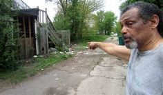 Battered city of Gary, Ind., considers shrinking 40 percent to save itself