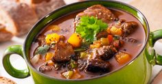 Mulligan Stew: Warming Comfort Food for Cold Days