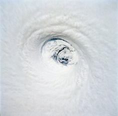 Eyewall.  Hurricane Sandy, October 2012.