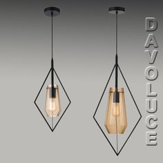 Telbix Akota pendant Lights from Davoluce Lighting