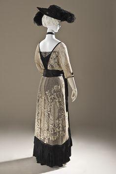 Edwardian style dress