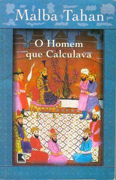 circulo do livro | Emanuel Campos: Citação do livro: O homem que calculava