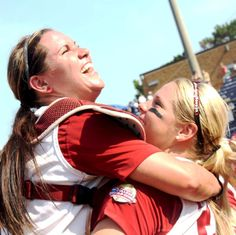 Twitter / NCAAsoftball: And the Tide keep rolling