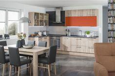 Ester Dub san remo sand / Ester Oak san remo sand Kitchens, San, Table, Furniture, Home Decor, Decoration Home, Room Decor, Kitchen, Tables