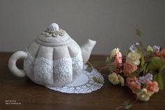Doll's therapy : Текстильный чайник