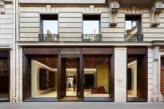 Givenchy Men's Flagship Store, Paris – France » Retail Design Blog
