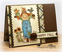 Rocky Mountain Paper Crafts: Thanksgiving
