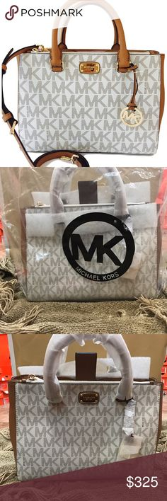 Michael Kors Kellen Medium Satchel Crossbody Bag ⛔️ Michael Kors Kellen Medium Satchel Crossbody Bag ⛔️ New Condition  ⛔️ Never Worn/Never Used ⛔️ Perfect Crossbody Bag ⛔️ Approximate Measurements 14 x 9 x 5 ⛔️ Beautiful MK Patterned Satchel ⛔️Obtained by Certified Michael Kors Retailer  ⛔️ PLEASE PURCHASE WITH CONFIDENCE Michael Kors Bags Satchels