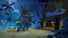 Almost two years of production with an amazing team on Furry Wheels at Gaumont Animation, directed by Fred Martin. Gaumont, Disney all. Color Script, Animation Background, Environment Design, Illustrations And Posters, Little White, Wheels, Disney, Artist, Inspiration