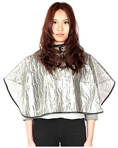 Beauty & Health Energetic Fashion Innovative Salon Hair Cutting Barber Cape Haircut Apron Hairdressing Gown The Latest Fashion