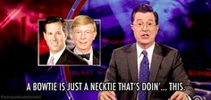 I wish Stephen Colbert was my Uncle