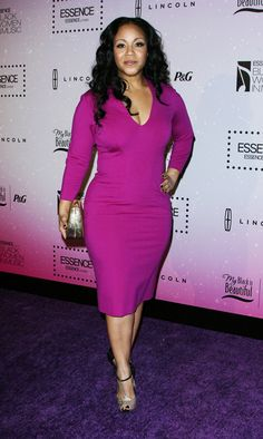 Mary Mary Erica Curvy Women Fashion, Plus Size Fashion, Ladies Fashion, Simply Fashion, Sexy Dresses, Nice Dresses, Trendy Dresses, Erica Campbell, Women In Music