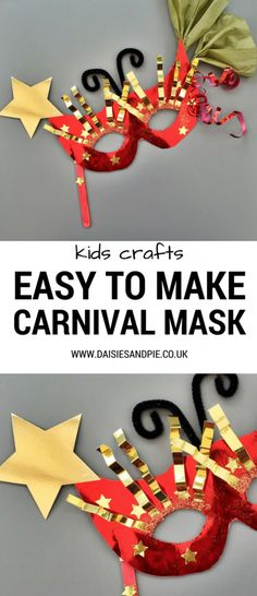 How to make a brilliant carnival mask with the kids, carnival crafts for . How to make a brilliant carnival mask with the kids, carnival crafts for kids ,, Carnival Activities, Carnival Crafts, Carnival Decorations, Carnival Themes, Carnival Spirit, Carnival Dress, Carnival Food, Spring Activities, Craft Projects For Kids