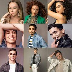 Netflix Series, Series Movies, Tv Series, Franka Potente, Kayla Ewell, Elite Squad, Michael Trevino, Addicted Series, Nikki Reed
