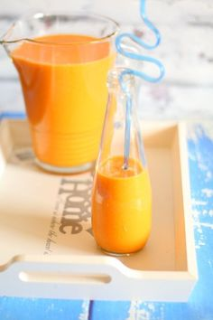Thermomix przepisy. Napój pomarańczowy