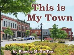 Here's a book you can use to teach about a sense of place, citizenship and civic engagement.