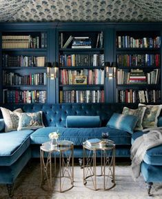 This article was originally published on LifestyleMirror.com   Books are a perfect escape route. That's probably why a room dedicated completely to reading feels like such a well-deserved luxu…
