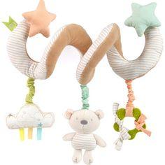 Bear's Best Friends Curly Toy