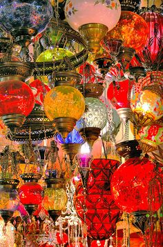 Turkish Lanterns #boho - #bohemian - ☮k☮
