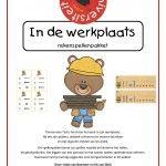 Kinderboekenweek 2015! Ga mee de werkplaats in. Compleet project met o.a. reken- en taalactiviteiten voor kleuters.