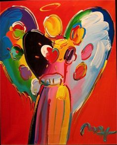 Peter Max...Love Peter Max's artwork and this is one of my favorites :)