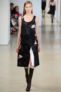 Jil Sander Spring 2015 Ready-to-Wear Fashion Show: Complete Collection - Style.com